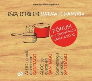 Cartel Forum Gastronómico