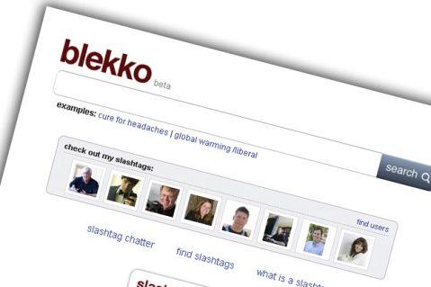 Buscador Blekko
