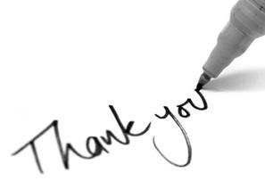 Muchas gracias por seguirnos y leernos