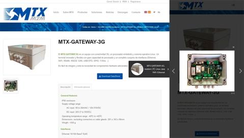 mtxm2m.com, industrial modem & router